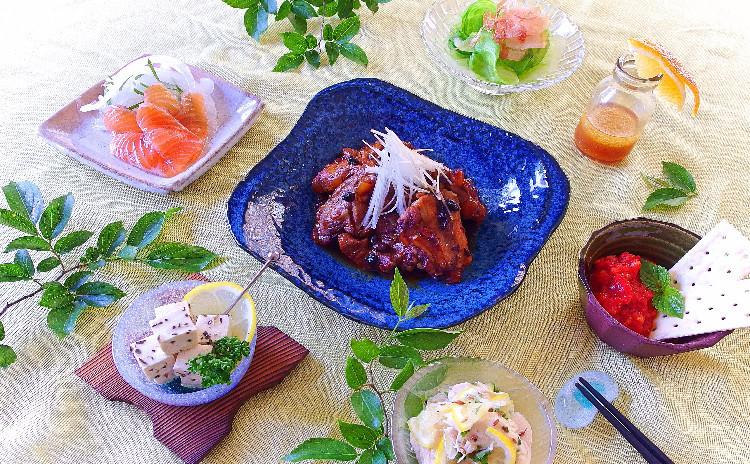 【居酒屋直伝!】豚の豆豉(トーチ)煮込み&初夏のサッパリおつまみ5選