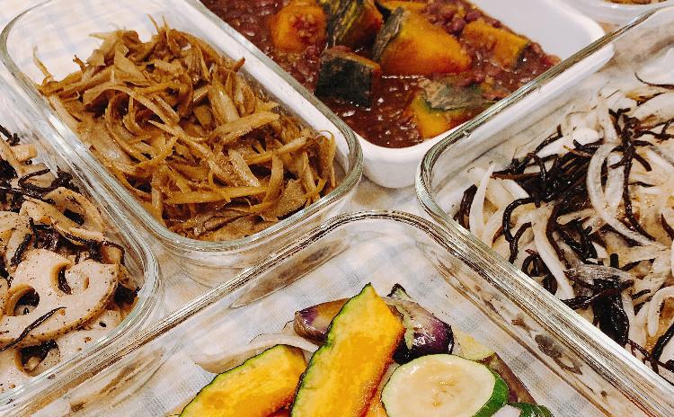 身体を整える常備菜☆アレンジ自在で食卓が豊かに!(常備菜お土産付き)