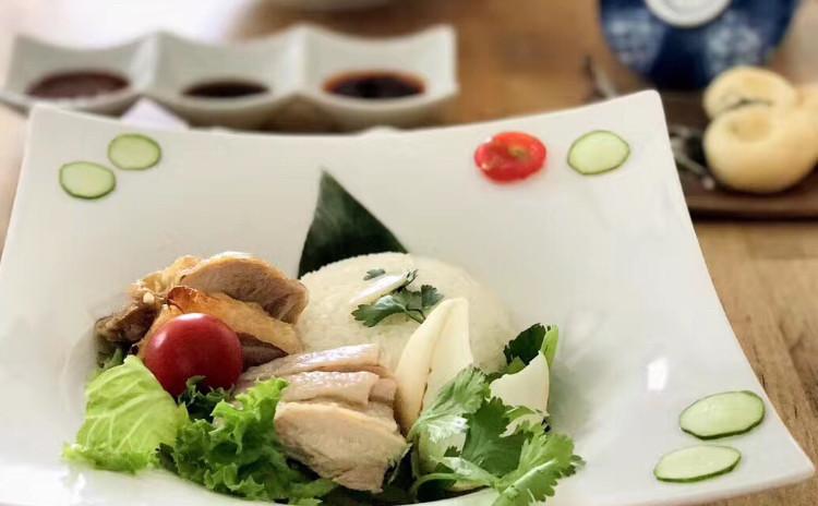 本格化、お洒落な海南鶏飯を家でおもてなし☆本場のアジアンカフェ料理5品