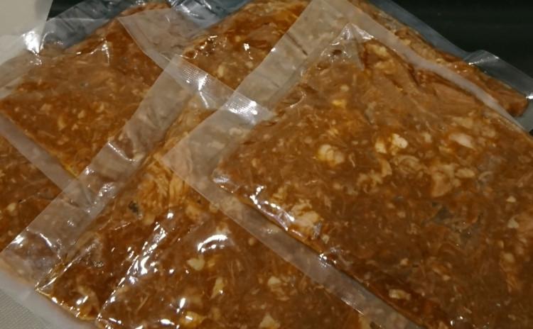 発酵調味料『kombucha』で作る絶品ステーキソース2種類!真空シーラーで各自お持ち帰り★