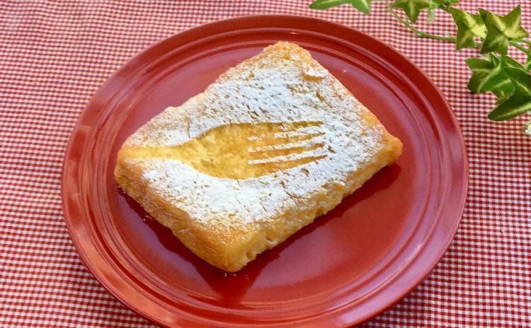 自家製酒種酵母でふんわり山食パンとブレッチェン! フレンチトーストとサンドも作ります☆