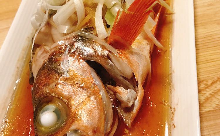 セイロで簡単蒸し魚