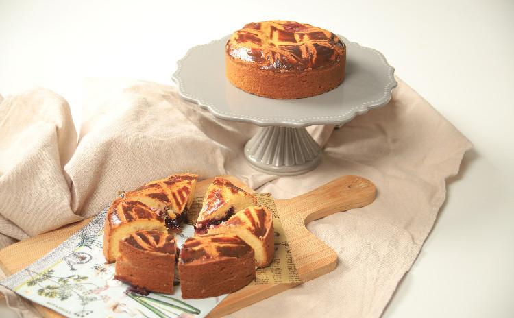 夏の焼き菓子2種~ガトーバスクと紅茶の香るレモンケーキ