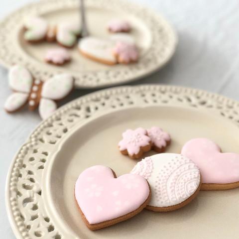 アイシングクッキー1dayレッスン〜桜〜