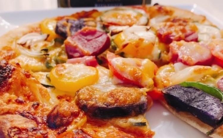 トマト酵母で発酵ピザソース&ピザ作りワークショップ講座