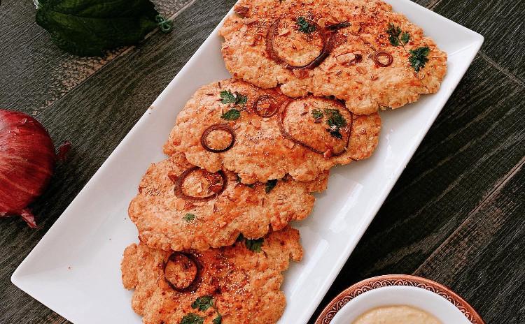 【ヘルシーアラビアン】全粒粉ピタパンとクリスピーフラットブレッド・ひよこ豆フムス