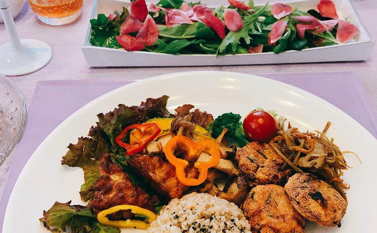 感謝企画☆ランチプレートと玄米のお土産付き〜玄米と味噌汁のお話会