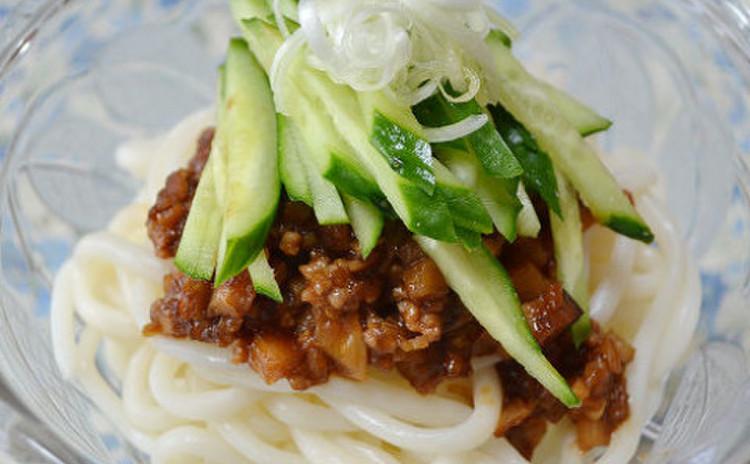 ピリ辛ジャージャー麺
