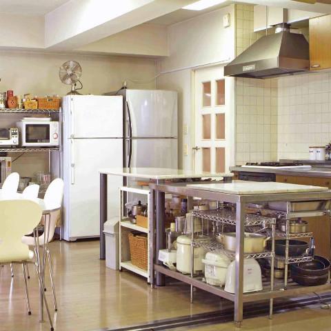 キッチンスタジオ 設備