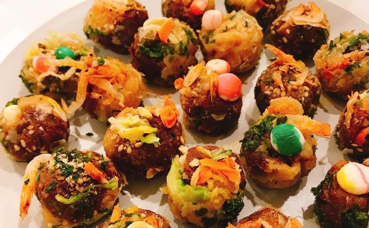 Japanese-style Fermentation Regimen for Gut Health Improvement:Enjoy Miso-dama Balls & Elegant Use of Chopsticks at Dinner Table!