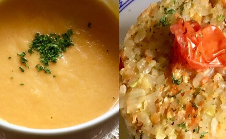 キャ〜アロットのスープ&ライス