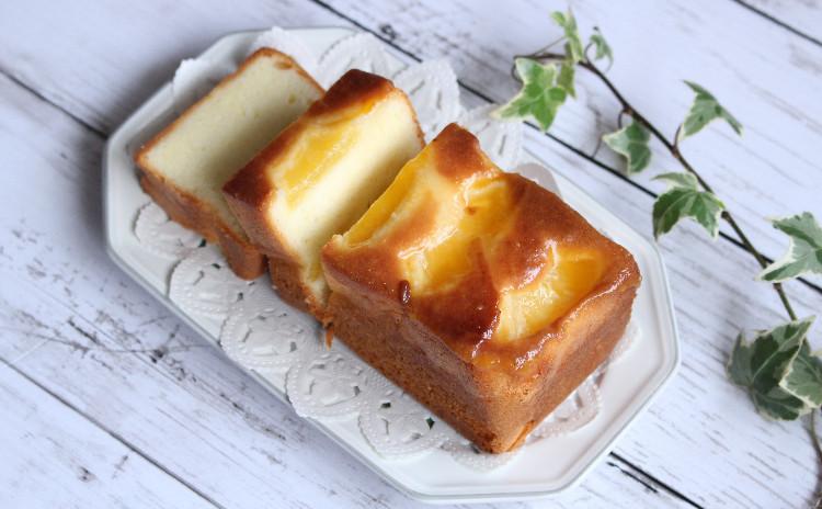 ベーコン・レタスのシフォンケーキとパイナップルのアップサイドダウンケーキ&トロピカル・マンゴープリン☆