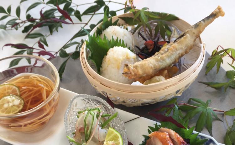 簡単だから何度でも 夏のさっぱり和食メニュー(新生姜の炊き込みご飯、鯛刺身のすだちと出汁ジュレ添え、鶏もも肉の味噌漬け焼き、ししゃもやトウモロコシのフリット等)