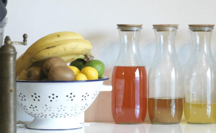 初夏に作る杏子の手作り酵素と【杏子のグリルドピザプレート】※お1人様2キロお持ち帰り