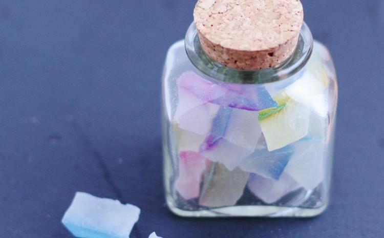 輝く宝石のような和菓子『琥珀糖』レッスン