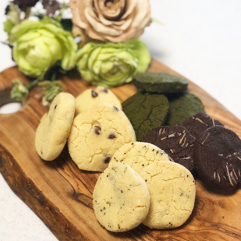 オリーブオイルのクッキー