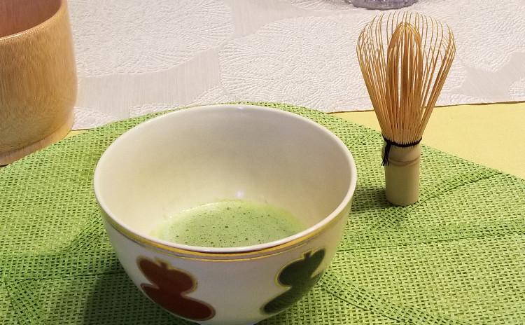 夏休み子供体験「抹茶を楽しもう!」