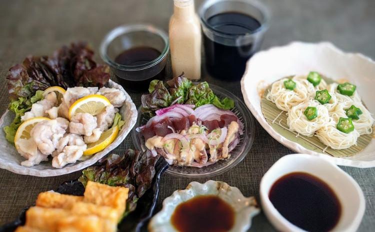 【だしで自家製】タレを作ろう!麺つゆ・ポン酢・ドレッシング