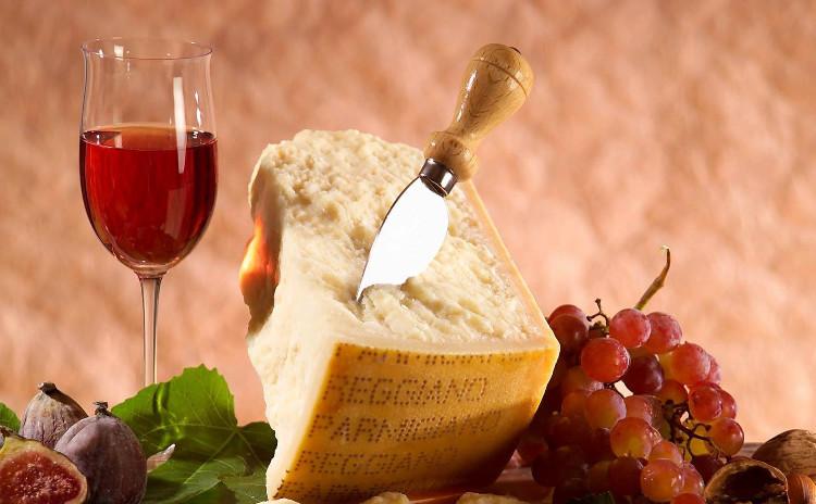 パルミジャーノ・レッジャーノ チーズ料理 レッスン 2019