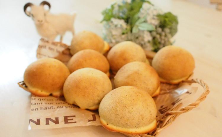 ふわ甘♥姫系お菓子パン♪クッキー&ミルクティ「ナルシア」~手作りランチとカフェ&スイーツ付き♥