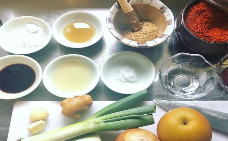 韓国夏のご馳走‼︎ Chinsugi's Kitchen in Tokyo!!