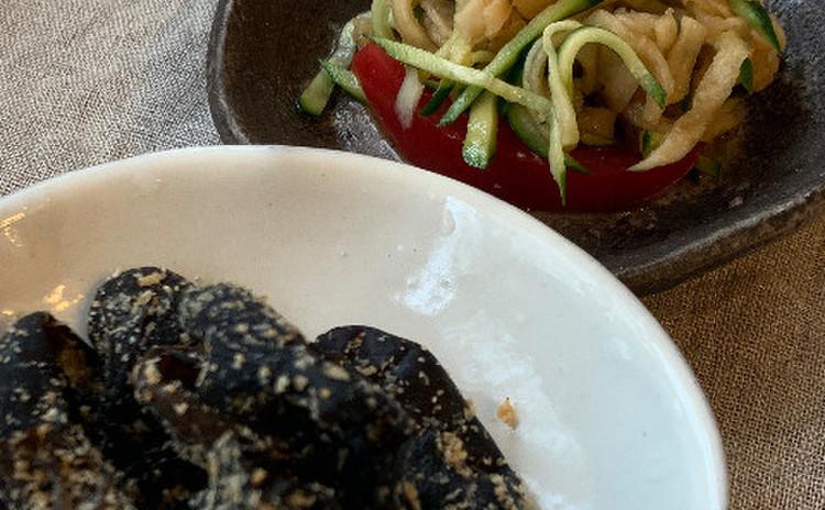 中華前菜2種