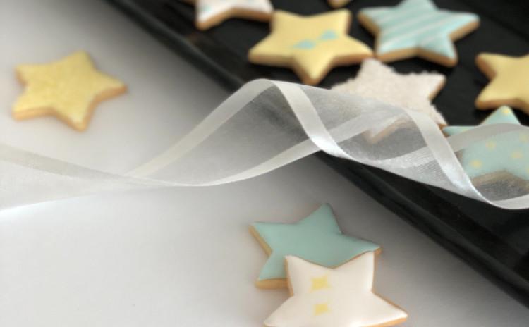 アイシングクッキー1dayレッスン〜星に願いを〜
