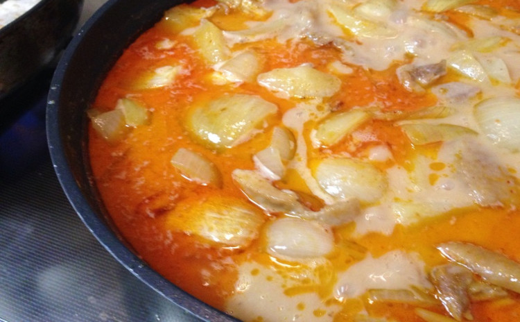 マッサマンカレー 世界で一番美味しい料理!