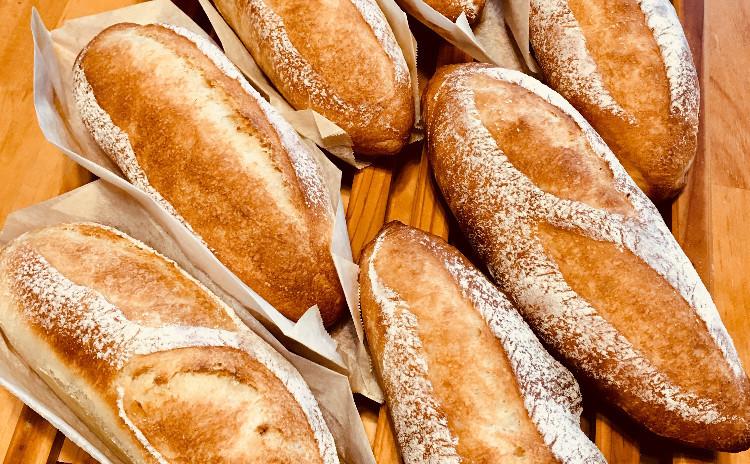 ベトナムのパン バインミー