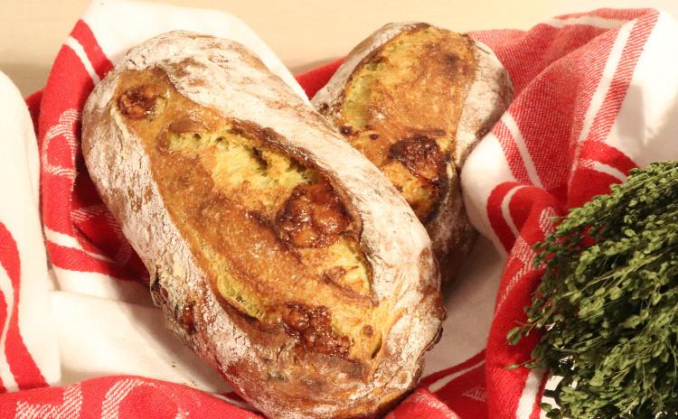 【募集中】8月27日(火)暑い夏には捏ねないパンと可愛いフィンガーフードで!