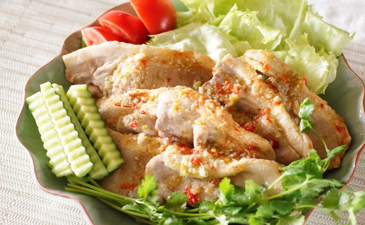 テレビでご紹介した「海老のトムヤム炒飯」。本格レシピ初公開です。