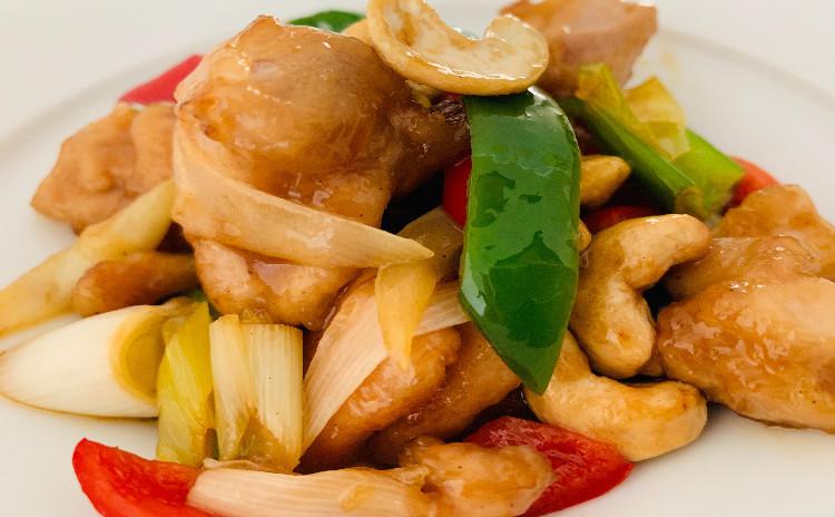 大活躍の予感!ジャージャー麺&海老ニラ饅頭&鶏とカシューナッツのピリ辛炒めレッスン