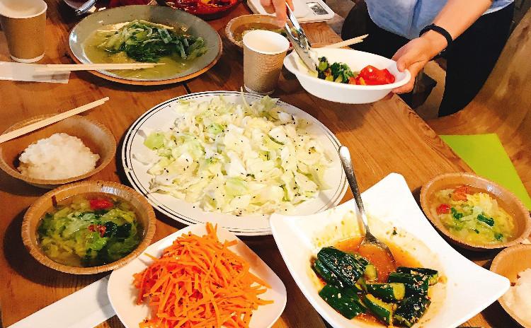 日常の食事のちょうどいいを発見するワークショップ〜おやさい350サロン「かさね煮」編  8/11 18:00-