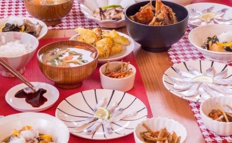 初回半額♪完全プライベートレッスン(和食基礎ベーシック )ビギナーおすすめ、青魚を食べよう!