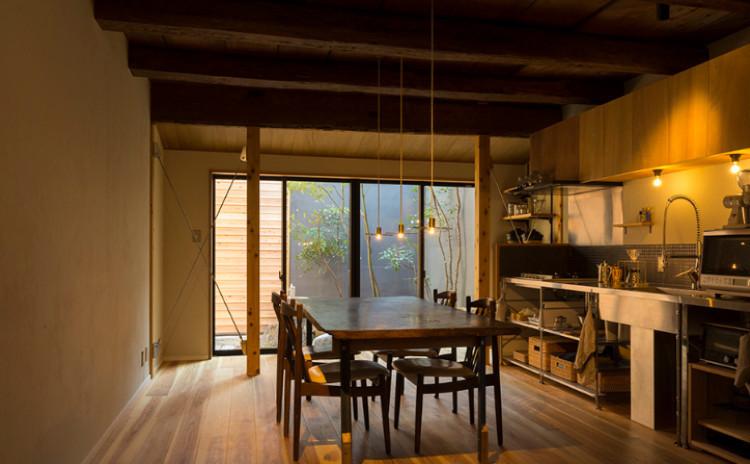 築100年以上の木造長屋をリノベーションした素敵空間でコリアンクッキング!!