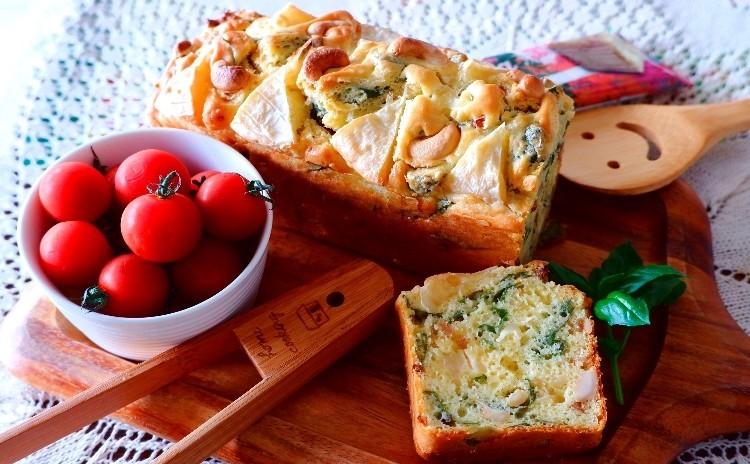 【リクエスト企画】フライパンで作れる!自家製ジューシーベーコン 濃厚トロトロカルボナーラやチーズとハーブのケークサレ 全4品
