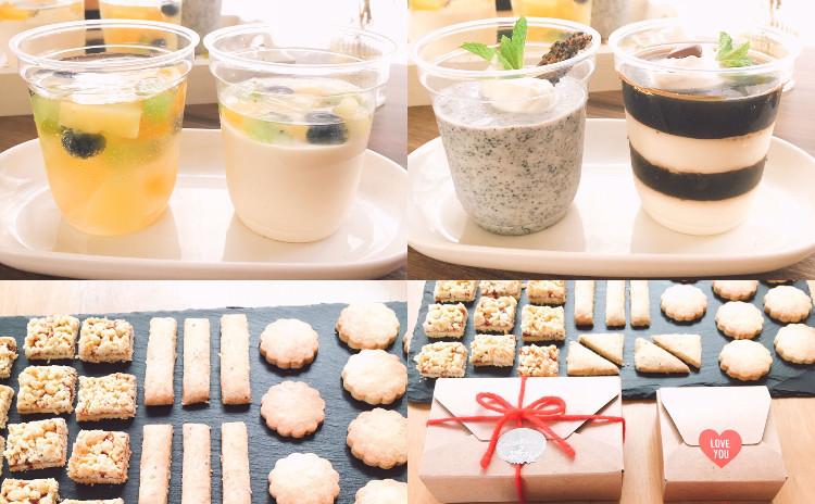 スペシャルレッスン♫4種のゼリー&3種のオイルクッキー☆