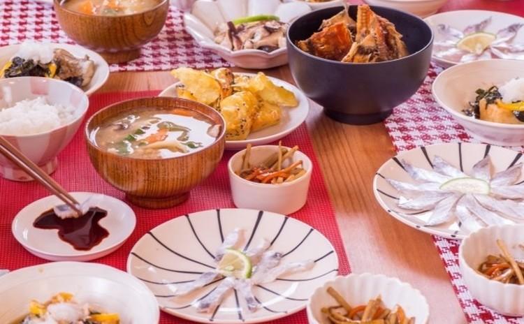 夏、手作り宣言!手作りチキンカレーと季節の野菜料理♪♫洋食基礎ベーシック/学割あり♡