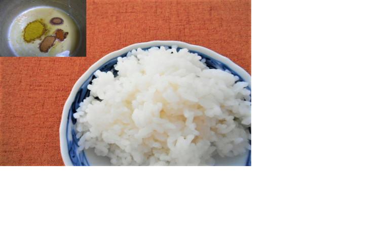 第三回スポット講習会「 ご飯を美味しく炊くには、& 基本的なカレーのルゥを作ろう!」
