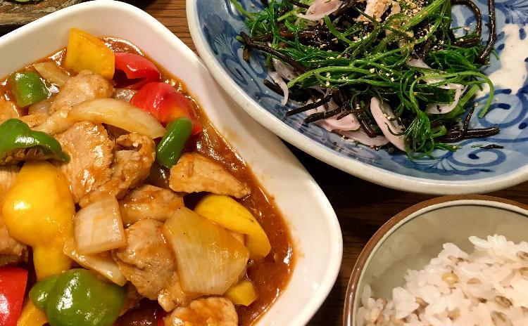 暑い夏のふだんご飯〜昔ながらのニッポンのお惣菜、他