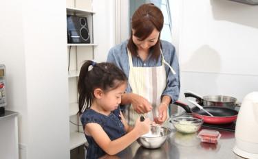 夏休み!親子で料理体験教室 〜ローチョコバー編〜