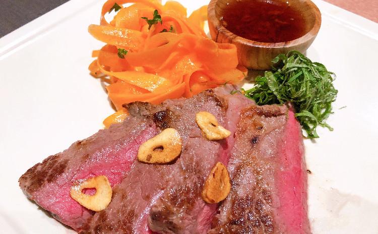 【ロピア料理教室(2人1組)】肉のロピア!ステーキ!