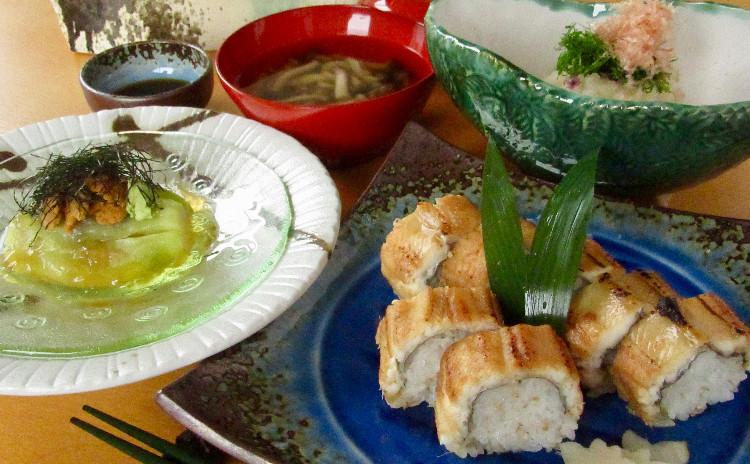 食材であらわす季節の取り入れかた和食