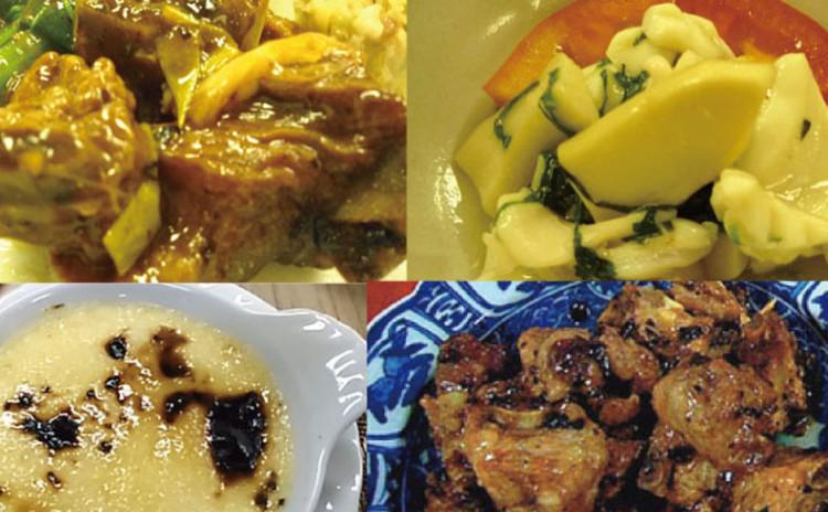 夏の食材で作る中華料理