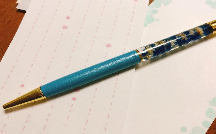 子どもクッキング教室🎵夏休みはハーバリウムボールペンを作ってみよう😊