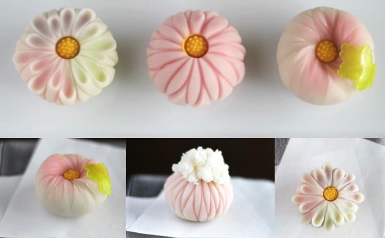 9月/重陽「まさり草」「着せ綿」「花火菊」
