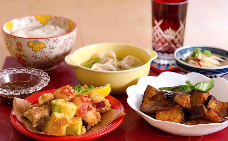 激ウマ!アジアン祭り♪羊の餃子にメロメロ♡