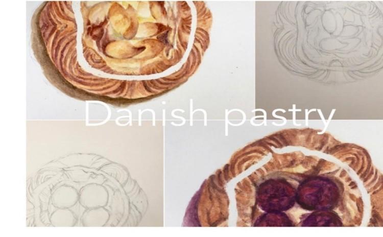 描きたい!世界の美しいパン