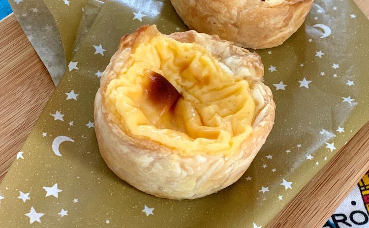 メカジキのパン粉焼き&オイルサーディンとししとうのパスタ&エッグタルトを作りましょう