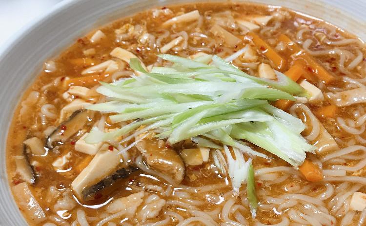 紫芋饅頭⭐️手打ちサンラータン麺⭐️よだれ鶏レッスン
